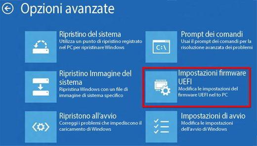 UEFI Windows8 - Come installare l'ISO ufficiale di Windows 10