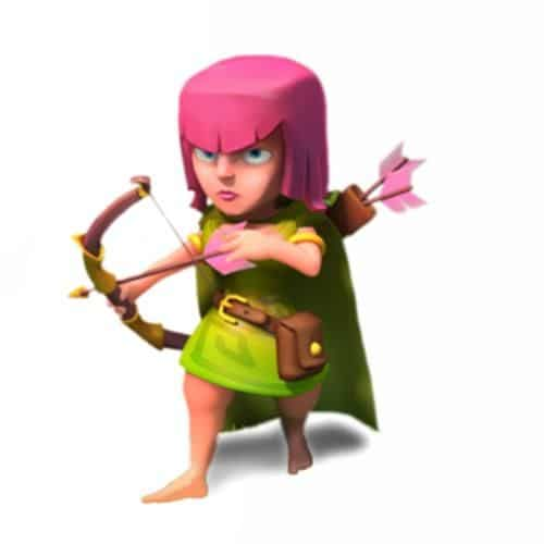 Arciere Clash of Clans