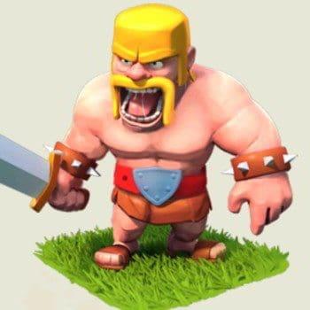 Barbaro di Clash of Clans