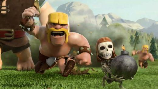Come comandare un clan in Clash of Clans