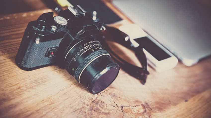 Scattare foto e scegliere migliori foto