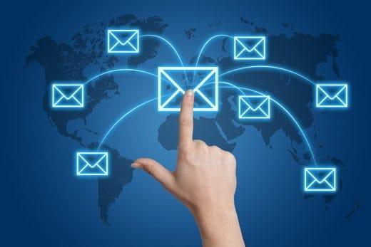 Come creare un'email temporanea