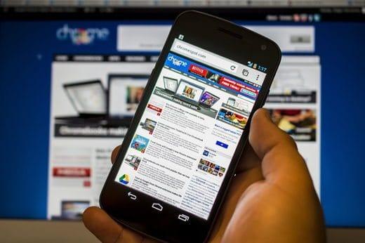 Come leggere su smartphone i siti aperti su PC