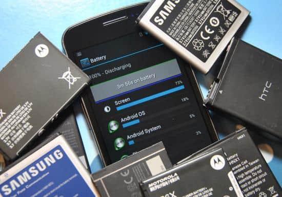 testare batteria cellulare