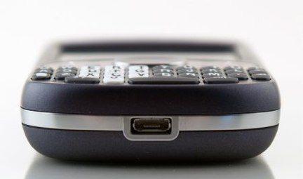 Porta Micro USB difettosa