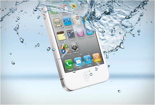 Come recuperare un iPhone bagnato