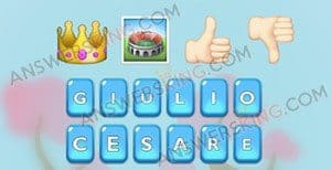 IMG 4615 - Le soluzioni di tutti i livelli di EmojiNation 2