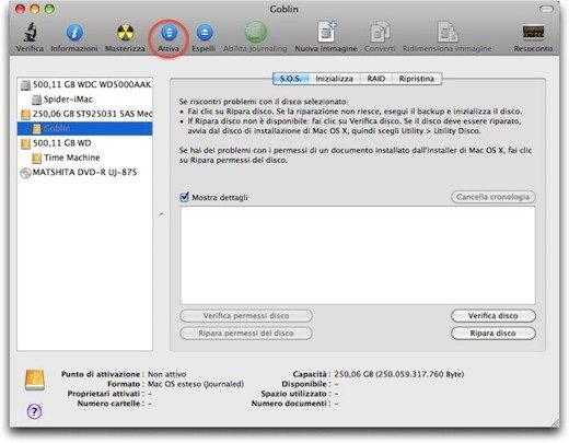 Utility Disco Mac