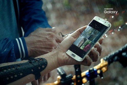Samsung Galaxy S7 impermeabile