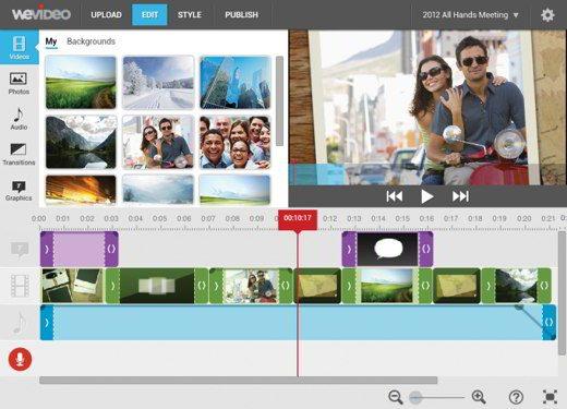 Come creare video online gratis