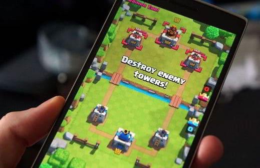 Trasferire Clash Royale da iOS ad Android