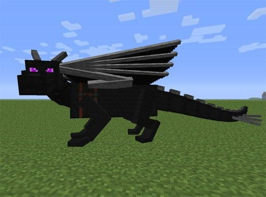 Dragon Ender Minecraft