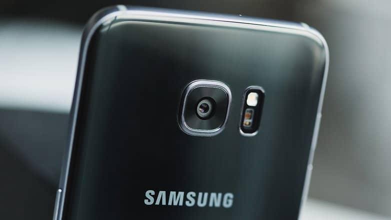 Samsung Galaxy S7 fotocamera