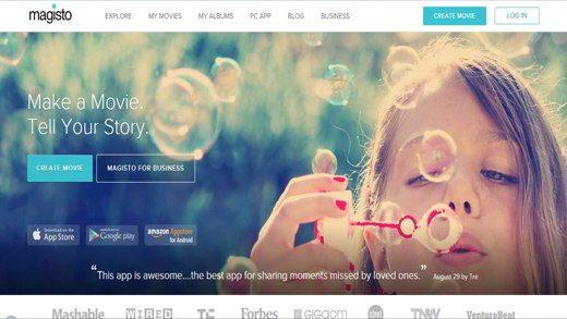 crea video online