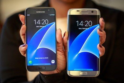Samsung Galaxy S6 e S7 edge