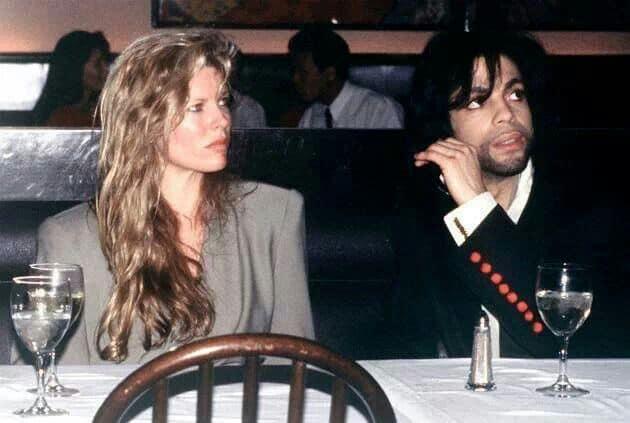 Prince e Kim Basinger