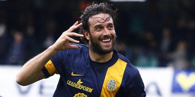 Addio al Calcio di Luca Toni