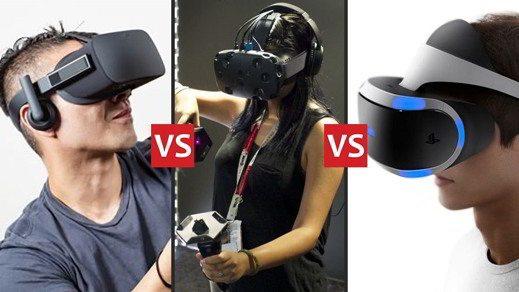 I migliori visori per la realtà virtuale