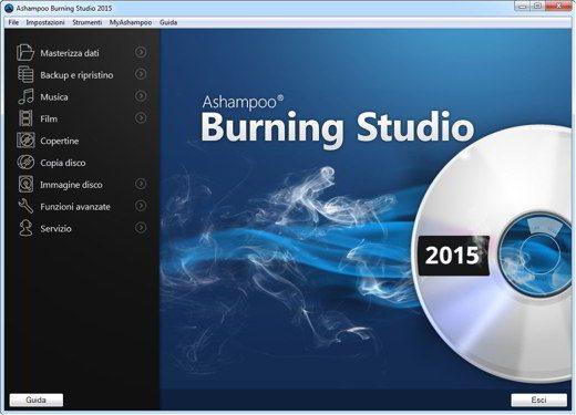 Burning Studio 2015
