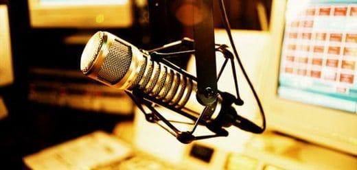 online rádió
