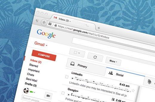 spazio mail gmail