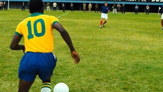 Pelé film autobiografico