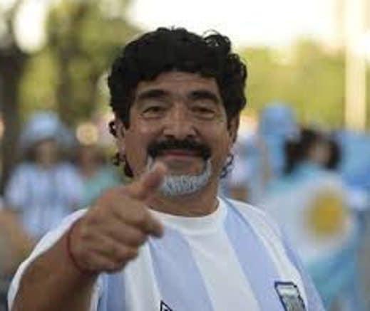 Sosia Maradona