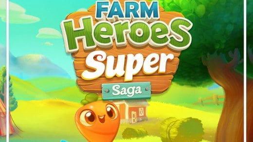 Le soluzioni di Farm Heroes Super Saga
