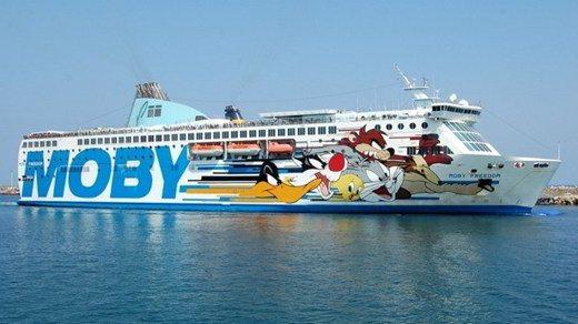 Traghetti Sardegna: viaggio con Moby e Tirrenia