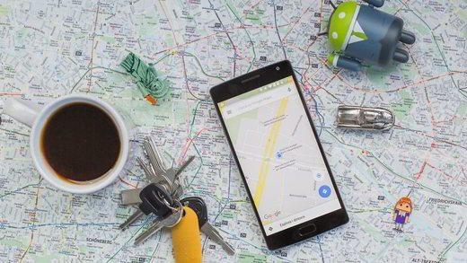 Come usare il navigatore Android