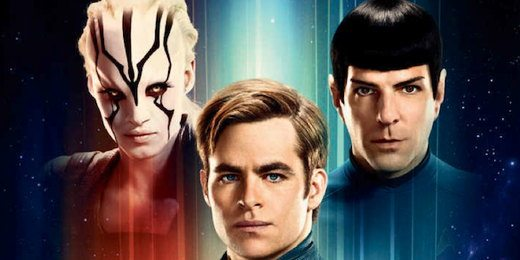 star trek beyond banner - Dal 21 luglio torna al cinema il nuovo film della saga: Star Trek Beyond