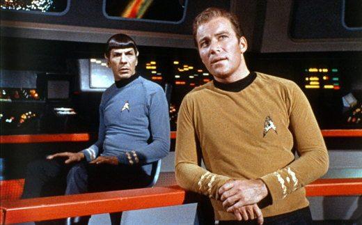 Spock e Jim
