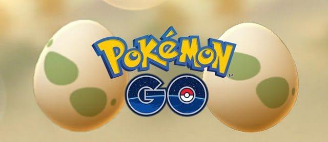 Le uova in Pokémon Go