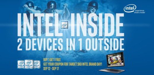 Intel Inside Special Promotion