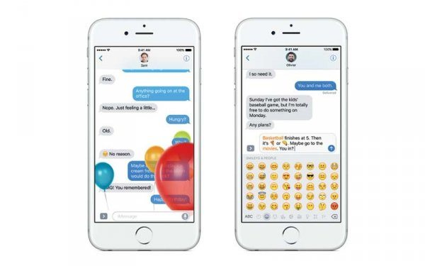 imessage - Come aggiornare iPhone e iPad con iOS 10