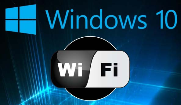 Windows 10 hotspot Wifi
