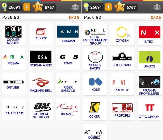 Logo Game soluzione 52