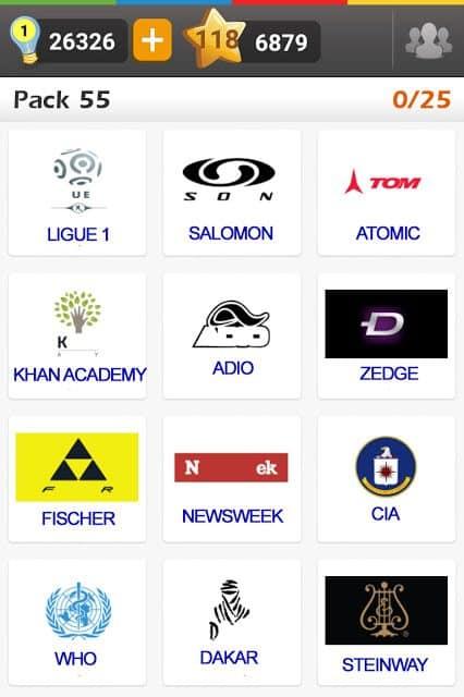 Logo Game 55