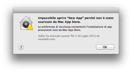 Mac GateKeeper