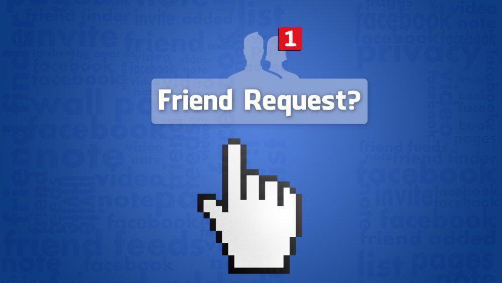 Richieste di amicizia Facebook
