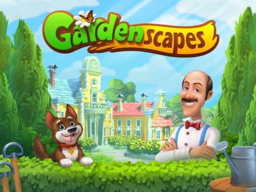 Le soluzioni di tutti i livelli di Gardenscapes New Acres