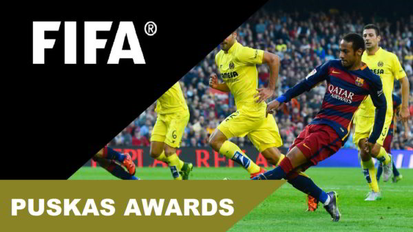 FIFA Puskas Award 2016
