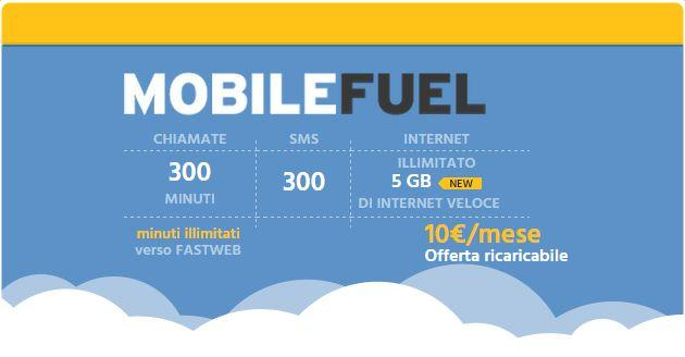 Mobile Fuel