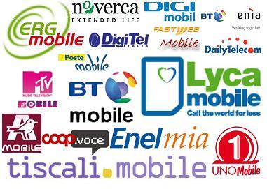 Migliori operatori mobili virtuali italiani