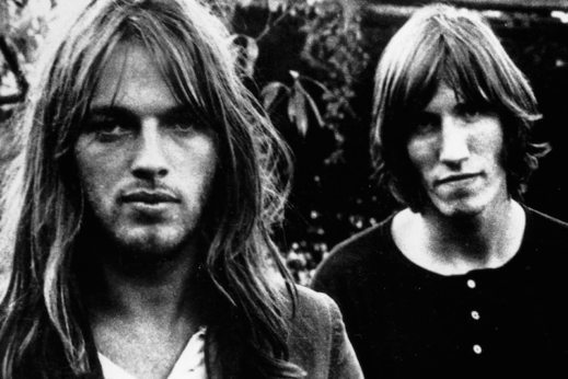 Gilmour e Waters