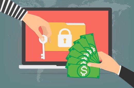 Le truffe con ransomware