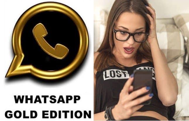 WhatsApp Gold messaggio truffa