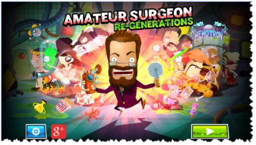 Amateur Surgeon 4 le soluzioni