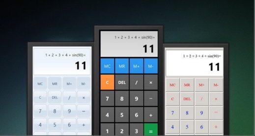 Calcolatrice versioni precedenti Windows