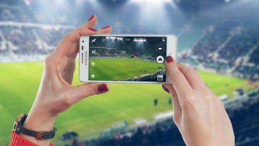 trasmettere le partite di calcio in diretta streaming su Facebook